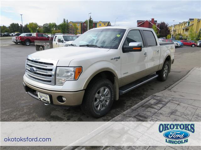2013 Ford F-150 Lariat (Stk: JK-461A) in Okotoks - Image 1 of 20