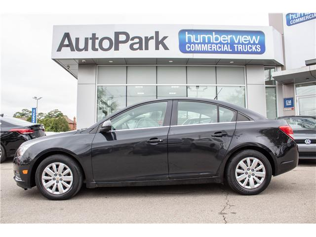 2011 Chevrolet Cruze LT Turbo (Stk: 11-215144) in Mississauga - Image 2 of 24