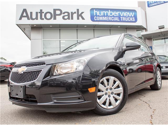 2011 Chevrolet Cruze LT Turbo (Stk: 11-215144) in Mississauga - Image 1 of 24