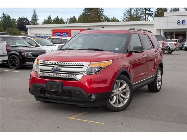 2012 Ford Explorer XLT (Stk: 8F16355A) in Surrey - Image 3 of 25