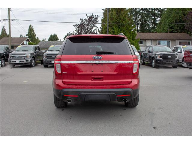 2012 Ford Explorer XLT (Stk: 8F16355A) in Surrey - Image 6 of 25