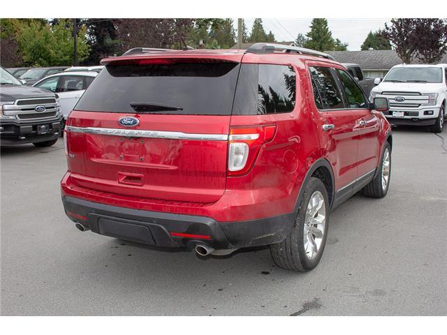 2012 Ford Explorer XLT (Stk: 8F16355A) in Surrey - Image 7 of 25