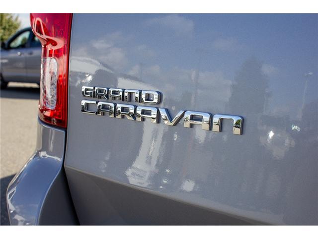 2017 Dodge Grand Caravan CVP/SXT (Stk: EE891310) in Surrey - Image 6 of 23