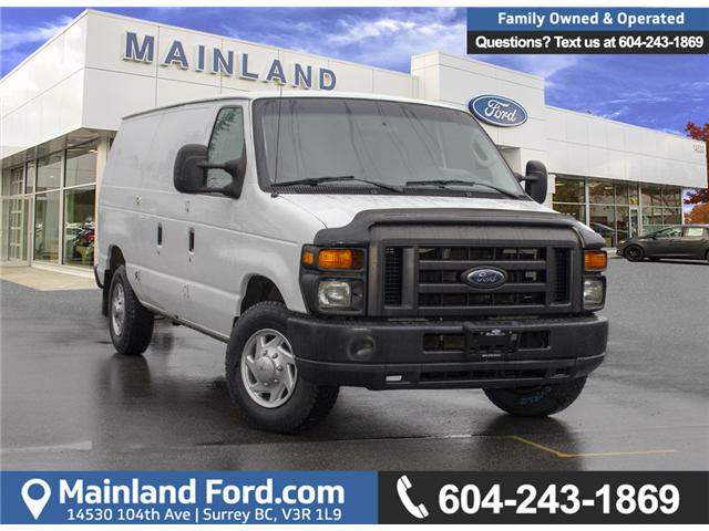 2010 Ford E-250 Commercial (Stk: 8TR0133A) in Surrey - Image 1 of 22