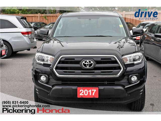 2017 Toyota Tacoma SR5 (Stk: P4348) in Pickering - Image 2 of 10