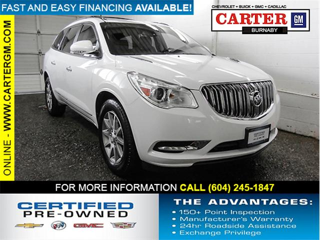 2017 Buick Enclave Leather (Stk: P9-52091) in Burnaby - Image 1 of 25