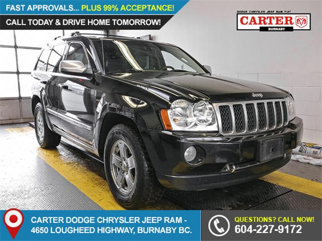 2006 Jeep Grand Cherokee Overland (Stk: G900141) In Burnaby   Image 1 Of ...