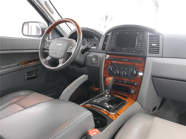 ... 2006 Jeep Grand Cherokee Overland (Stk: G900141) In Burnaby   Image 3  Of ...