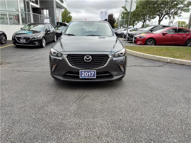 2017 Mazda CX-3 GS (Stk: 24699A) in Mississauga - Image 1 of 5