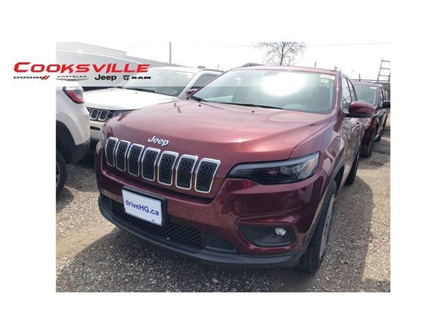 2019 Jeep Cherokee North (Stk: KD152868) in Mississauga - Image 1 of 1