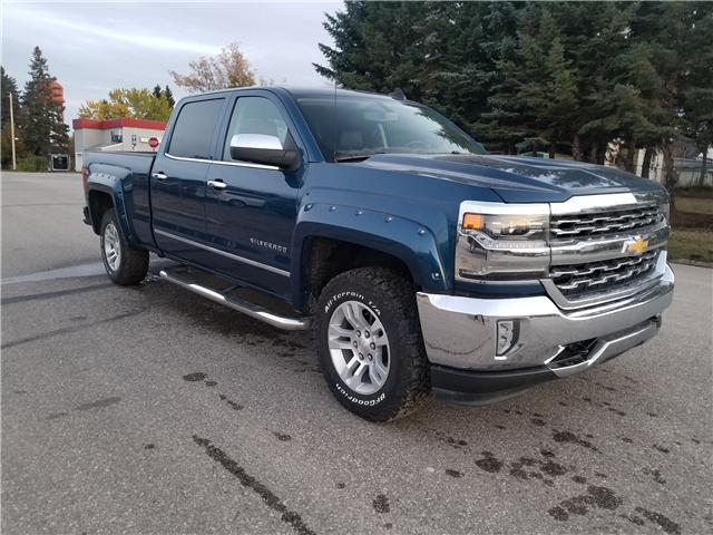 2018 Chevrolet Silverado 1500  (Stk: U18-55) in Nipawin - Image 1 of 10