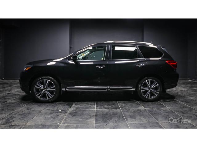 2018 Nissan Pathfinder Platinum (Stk: 18-15) in Kingston - Image 1 of 50