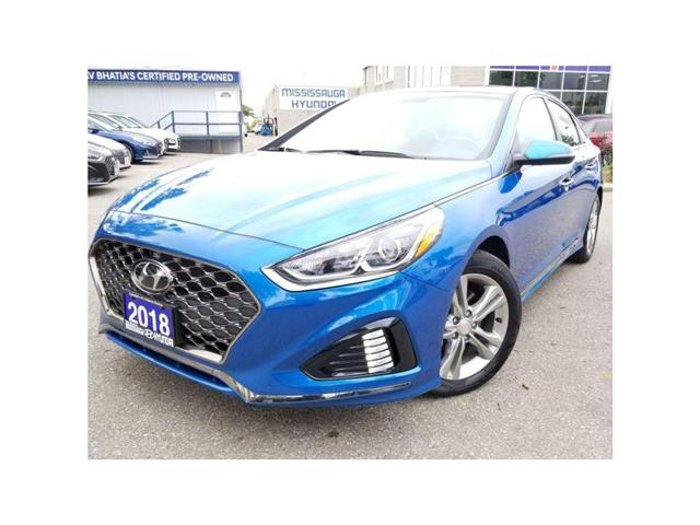 2018 Hyundai Sonata Sport-Sunroof/Alloy GREAT DEAL (Stk: op9986) in Mississauga - Image 1 of 24