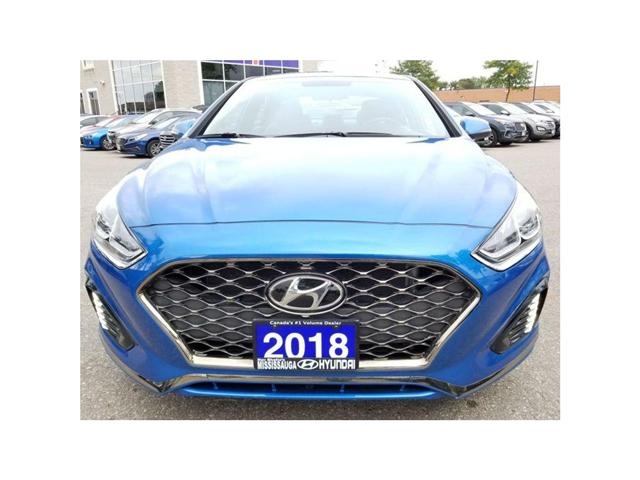 2018 Hyundai Sonata Sport-Sunroof/Alloy GREAT DEAL (Stk: op9986) in Mississauga - Image 2 of 24
