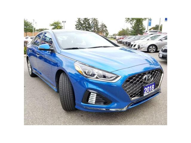 2018 Hyundai Sonata Sport-Sunroof/Alloy GREAT DEAL (Stk: op9986) in Mississauga - Image 3 of 24