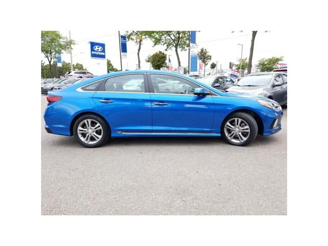 2018 Hyundai Sonata Sport-Sunroof/Alloy GREAT DEAL (Stk: op9986) in Mississauga - Image 4 of 24