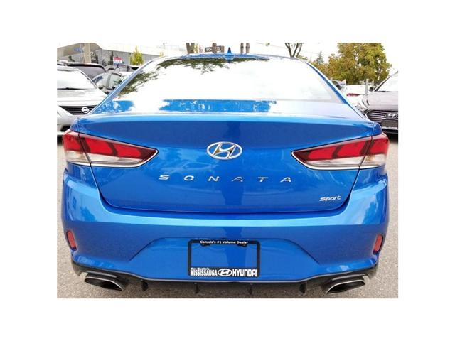 2018 Hyundai Sonata Sport-Sunroof/Alloy GREAT DEAL (Stk: op9986) in Mississauga - Image 6 of 24