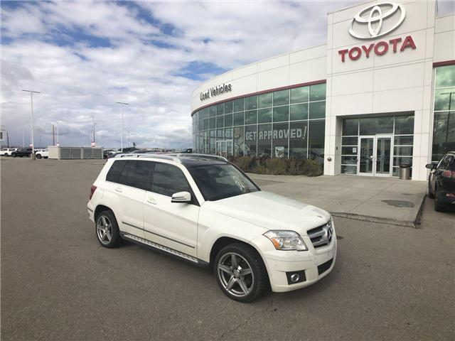 2010 Mercedes-Benz GLK-Class Base (Stk: 2800766A) in Calgary - Image 1 of 17