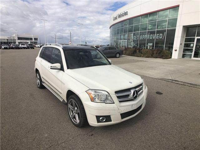 2010 Mercedes-Benz GLK-Class Base (Stk: 2800766A) in Calgary - Image 2 of 17