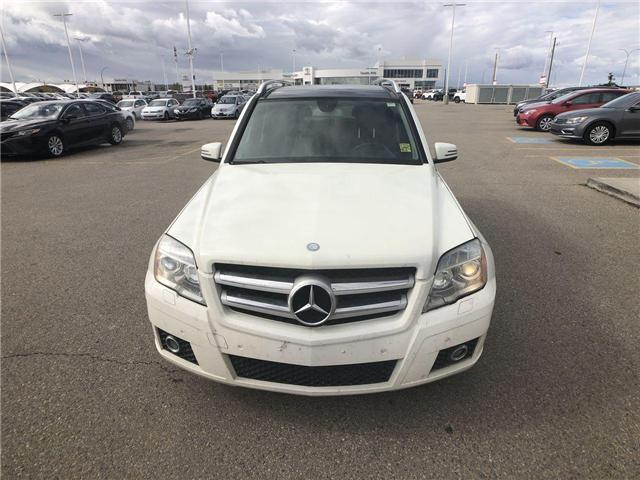 2010 Mercedes-Benz GLK-Class Base (Stk: 2800766A) in Calgary - Image 3 of 17