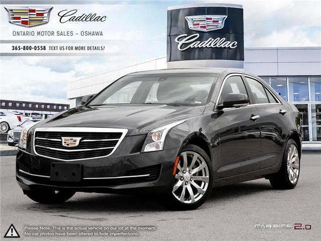 2018 Cadillac ATS 2.0L Turbo Luxury (Stk: 12094A) in Oshawa - Image 1 of 33