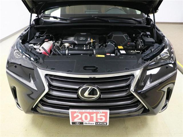 2015 Lexus NX 200t Base (Stk: 187260) in Kitchener - Image 22 of 23