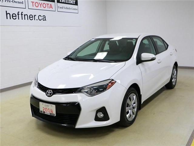 2014 Toyota Corolla  2T1BURHE7EC099706 186117 in Kitchener