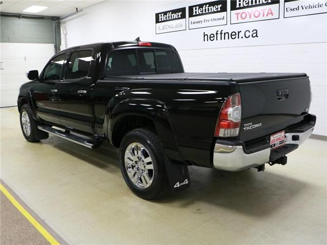 2015 Toyota Tacoma V6 (Stk: 186151) in Kitchener - Image 6 of 22