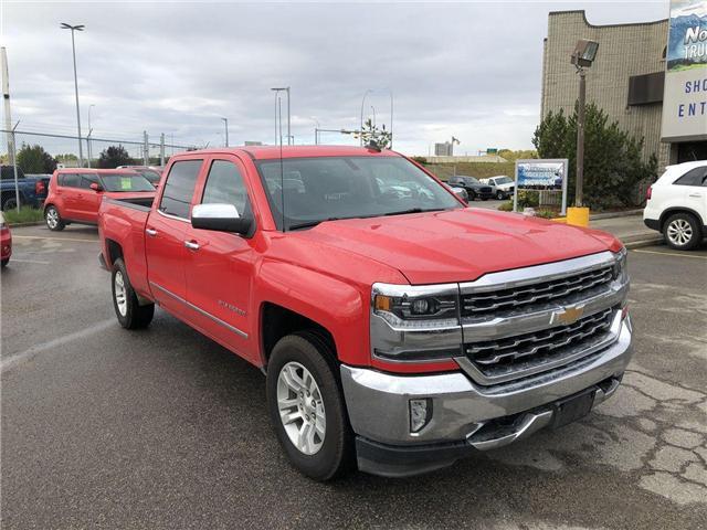 2018 Chevrolet Silverado 1500 2LZ (Stk: P0132) in Calgary - Image 1 of 23