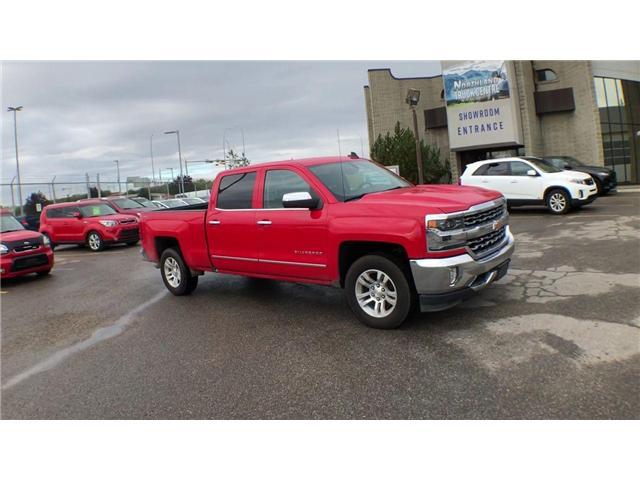 2018 Chevrolet Silverado 1500 2LZ (Stk: P0132) in Calgary - Image 2 of 23