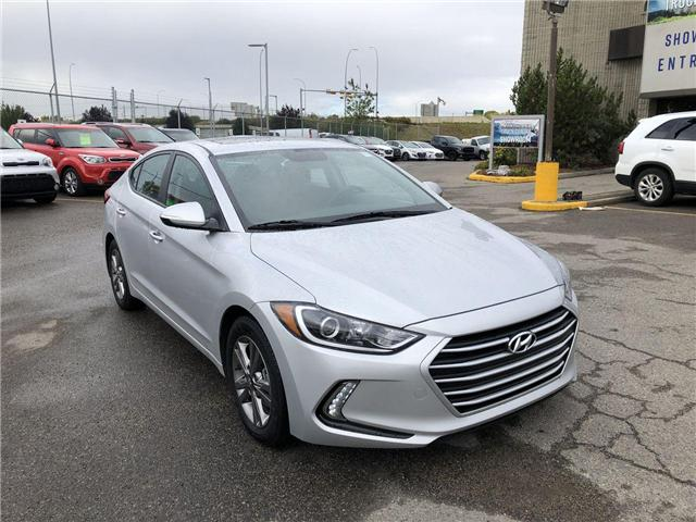 2018 Hyundai Elantra GL SE (Stk: P0140) in Calgary - Image 1 of 22