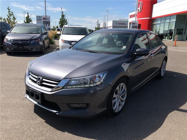 2015 Honda Accord Touring (Stk: I180863A) in Mississauga - Image 3 of 20