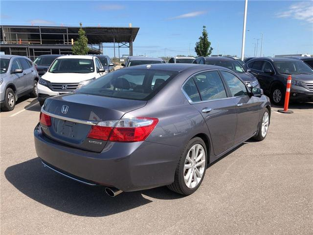 2015 Honda Accord Touring (Stk: I180863A) in Mississauga - Image 7 of 20