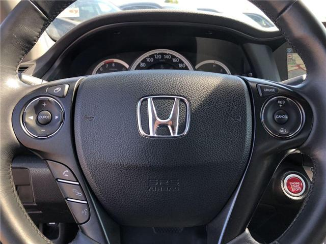 2015 Honda Accord Touring (Stk: I180863A) in Mississauga - Image 13 of 20