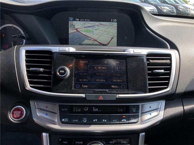 2015 Honda Accord Touring (Stk: I180863A) in Mississauga - Image 14 of 20