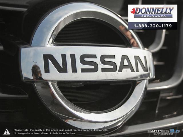 2017 Nissan Murano  (Stk: CLKUR2187) in Kanata - Image 9 of 27