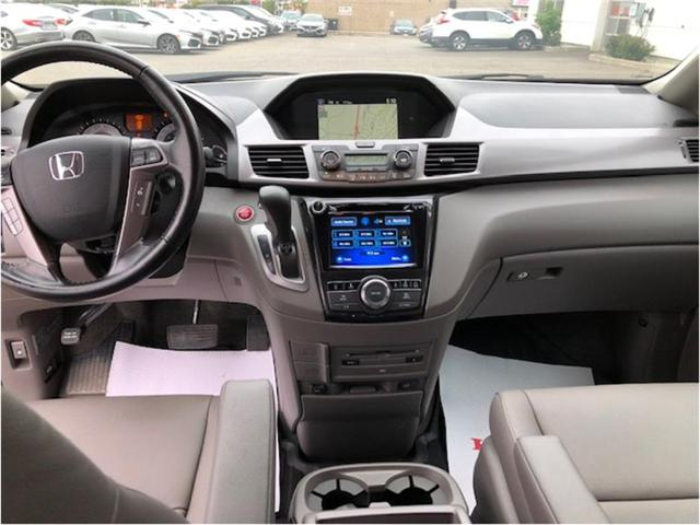 2017 Honda Odyssey Touring (Stk: J9670A) in Georgetown - Image 3 of 11
