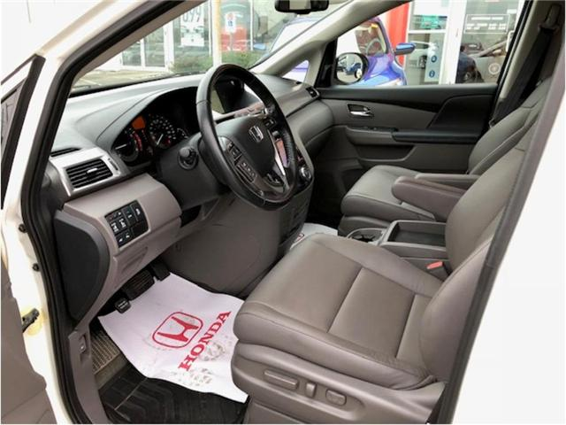 2017 Honda Odyssey Touring (Stk: J9670A) in Georgetown - Image 4 of 11