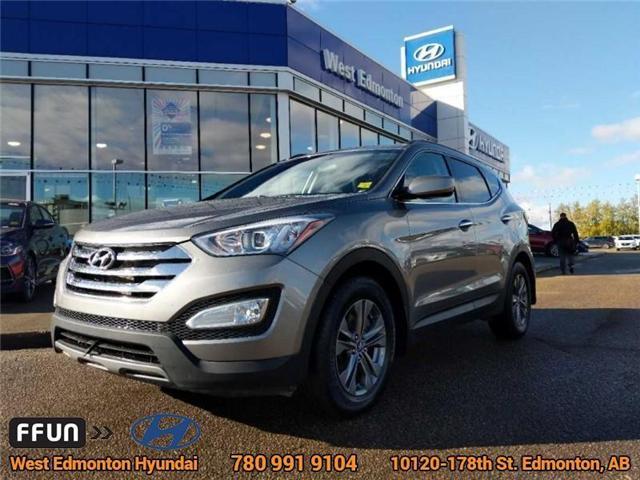 2014 Hyundai Santa Fe Sport  (Stk: 81604TA) in Edmonton - Image 1 of 21