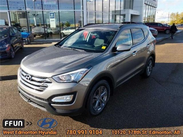 2014 Hyundai Santa Fe Sport  (Stk: 81604TA) in Edmonton - Image 2 of 21