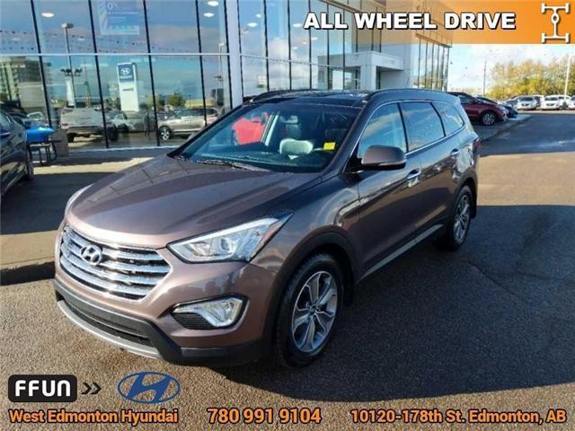 2013 Hyundai Santa Fe XL Luxury (Stk: E4096) in Edmonton - Image 2 of 27