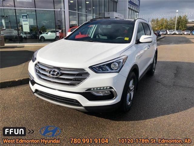 2018 Hyundai Santa Fe Sport  (Stk: E4101) in Edmonton - Image 2 of 22