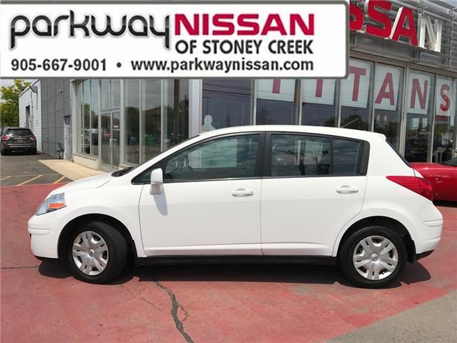 2012 Nissan Versa  (Stk: N1295) in Hamilton - Image 3 of 18