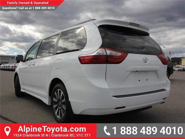 2018 Toyota Sienna LE 7-Passenger (Stk: S207024) in Cranbrook - Image 3 of 17