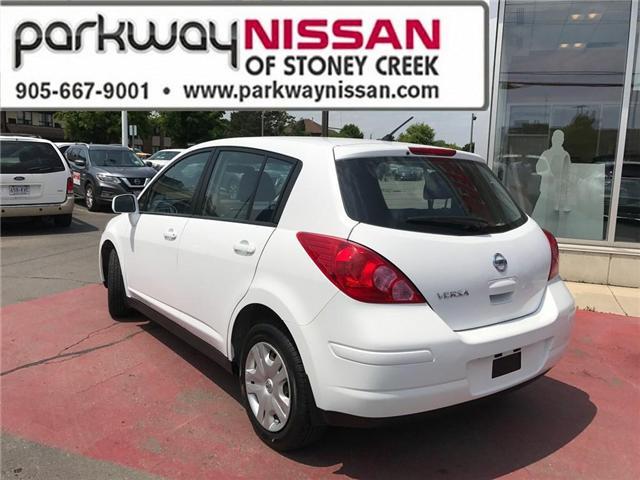 2012 Nissan Versa  (Stk: N1295) in Hamilton - Image 4 of 18