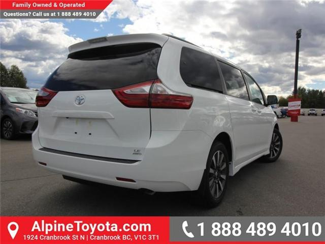 2018 Toyota Sienna LE 7-Passenger (Stk: S207024) in Cranbrook - Image 5 of 17