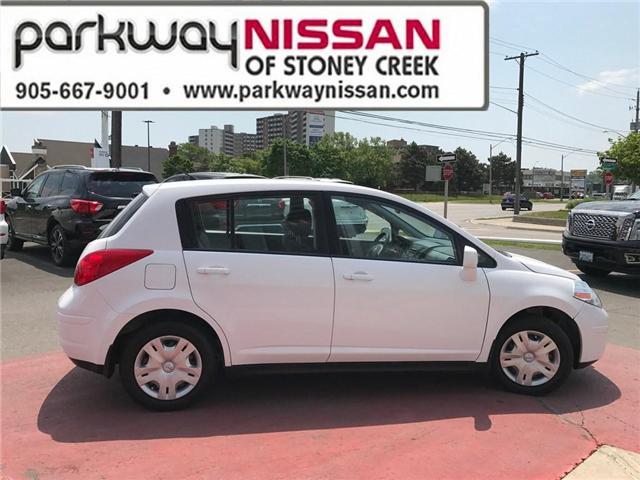 2012 Nissan Versa  (Stk: N1295) in Hamilton - Image 7 of 18