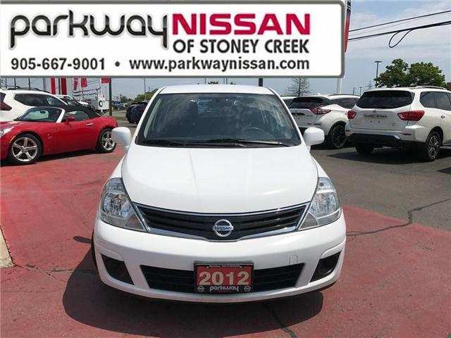 2012 Nissan Versa  (Stk: N1295) in Hamilton - Image 9 of 18