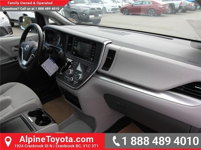 2018 Toyota Sienna LE 7-Passenger (Stk: S207024) in Cranbrook - Image 11 of 17