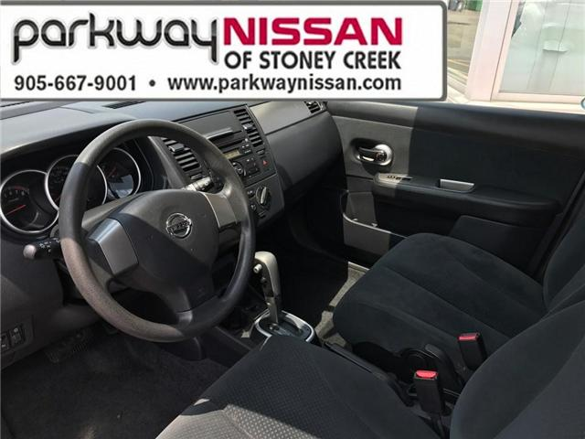2012 Nissan Versa  (Stk: N1295) in Hamilton - Image 10 of 18